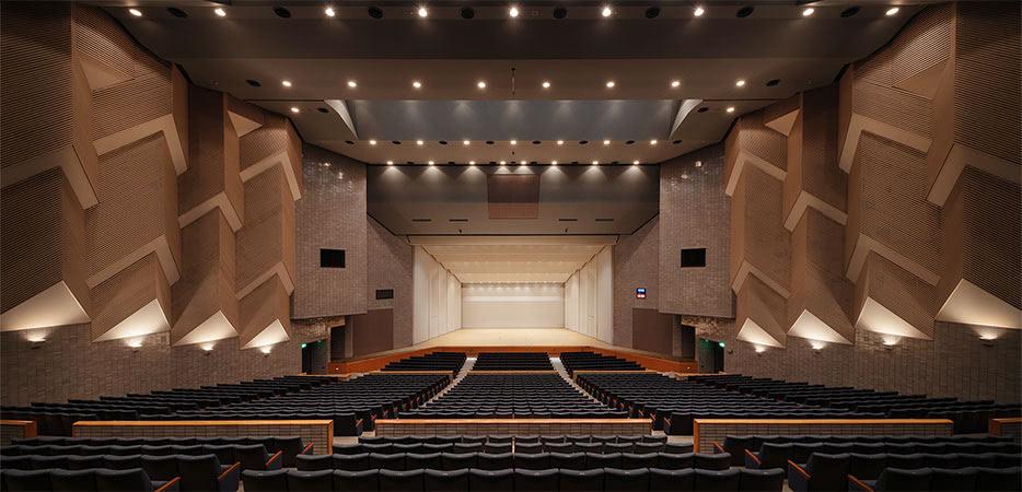 大ホール ステージ